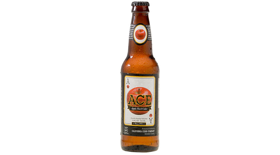 5% ABV - Ace Apple, CCC's flagship brand, is made with 100% pure, local apple juice giving it a fresh, natural taste and setting it apart from most other brands.