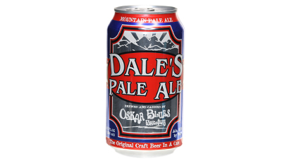 6.5% ABV - Brewed with hefty amounts of European malts and four kinds of American hops, it delivers a blast of hop aromas, a rich middle of malt and hops, and a thrilling finish. Rate Beer 96% overall rating.