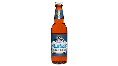 6.5% ABV - A hop-forward pale ale brewed with heaps of classic American hops. Malts and light to keep it tight and crisp while hops are distinctly citrusy and floral.