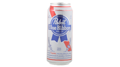 4.74% ABV - Pabst Blue Ribbon is brewed in the finest traditions of an American Premium Lager dating back to 1844. Brewed with a combination of 2 & 6-row malted barley, select cereal grains and American and European hops, Pabst Blue Ribbon is fermented with a proprietary lager yeast. Our unique fermentation and maturation process results in a smooth, full bodied beer with a clean, crisp finish with a fine noble hop aroma.