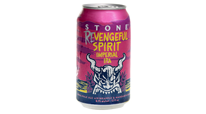 8.1% ABV - In the late summer of 2017 we debuted Stone Vengeful Spirit IPA, a tropical IPA brewed with pineapple & mandarin orange. So we tasked ourselves with creating an even bigger and more aggressive version of the beer, packing it with extra hops alongside real citrus & tropical fruit.