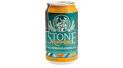 5.7% ABV - Tropical and dank flavors of orange and bright resiny hops. Very refreshing.