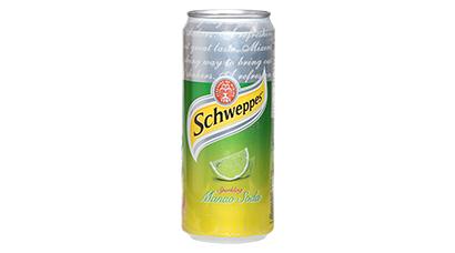 A taste of lemons and soda.
